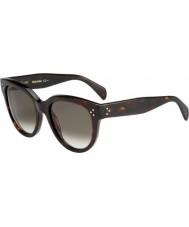 Celine Ladies cl41755 086 z3 55 lunettes de soleil