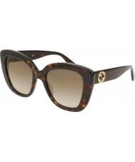 Gucci Ladies gg0327s 002 52 lunettes de soleil