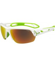 Cebe Cbstm11 s-track lunettes de soleil blanches