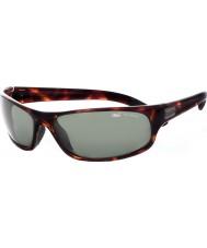 Bolle Anaconda écaille sombre lunettes de soleil polarisées axe