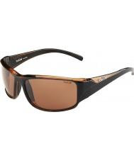Bolle 12116 lunettes de soleil marronback