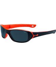 Cebe S-Picy (âge 7-10) mates lunettes de soleil noir orange