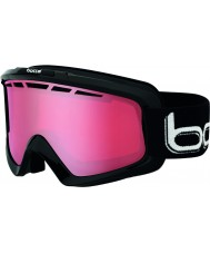 Bolle 21333 Nova ii noir brillant - polarisé vermillon des lunettes de ski