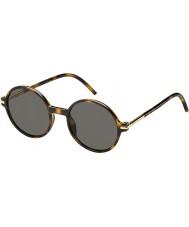 Marc Jacobs Hommes marc 48 s TLR lunettes 8h havane