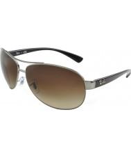 RayBan RB3386 67 mode de vie actif gunmetal 004-13 lunettes de soleil