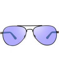Revo Rbv1000 bono signature zifi gunmetal - lavande lunettes de soleil polarisées