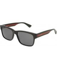 Gucci Hommes gg0340s 006 58 lunettes de soleil