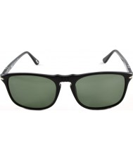 Persol Po3059s 54 suprema noir 95-31 lunettes de soleil