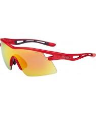 Bolle Vortex tns rouge des lunettes de soleil de feu