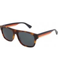 Gucci Hommes gg0341s 004 56 lunettes de soleil