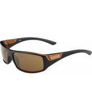 Bolle 12138 lunettes de soleil brunes