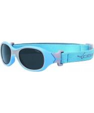 Cebe Chouka (1-3 ans) Les lunettes de soleil bleu