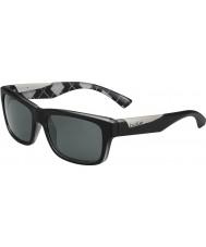 Bolle Jude mat losanges noir blanc tns lunettes de soleil polarisées