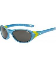 Cebe Cricket (âge 3-5) cristal lunettes de chaux bleue