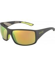 Bolle 12132 lunettes de soleil noir tigersnake