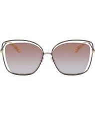 Chloe Ladies ce133s 211 60 lunettes de soleil coquelicot