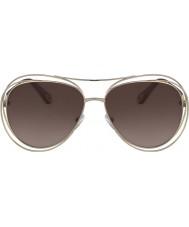 Chloe Mesdames ce134s 791 61 carlina lunettes de soleil