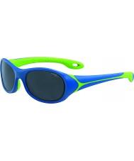 Cebe Flipper (3-5 ans) des lunettes de soleil bleu marine