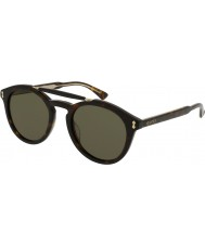 Gucci Hommes gg0124s 002 lunettes de soleil