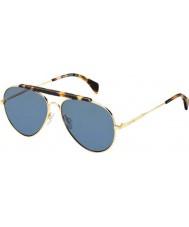 Tommy Hilfiger Th 1454-s 000 72 rose des lunettes de soleil d'or