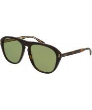 Gucci Hommes gg0128s 001 lunettes de soleil