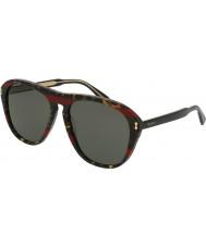 Gucci Hommes gg0128s 003 lunettes de soleil