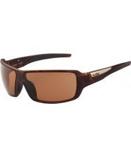 Bolle 12219 cary lunettes de soleil en écaille de tortue