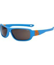 Cebe Scrat (âge 7-10) mates lunettes de soleil bleu orange