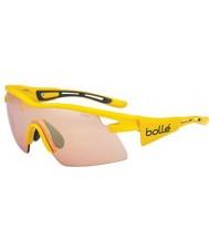 Bolle Vortex modulateur tdf rose jaune lunettes de soleil d'armes à feu
