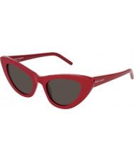 Saint Laurent Ladies sl 213 lily 004 52 lunettes de soleil