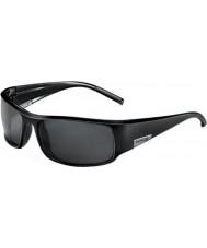 Bolle Roi des lunettes de soleil éclatant tns noir