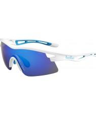Bolle 12264 lunettes de soleil blanc vortex