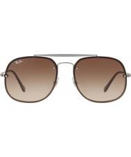 RayBan Blaze le général rb3583n 58 004 13 lunettes de soleil
