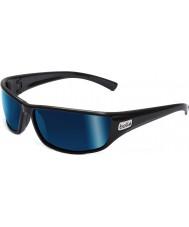 Bolle Python polarisés des lunettes de soleil bleues en mer noire