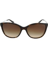 Emporio Armani Ea4025 55 modernes sombres havana 502613 lunettes de soleil
