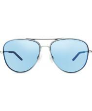 Revo windspeed Re1022 ii chrome - lunettes de soleil polarisées eau bleu