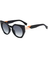 Fendi Facets ff 0151-s 807 ndj lunettes noires