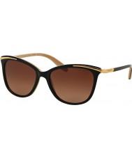 Ralph Ra5203 54 jeunes noirs nus 1090t5 lunettes de soleil polarisées